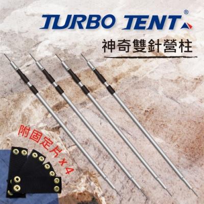 TurboTent 320cm雙針營柱