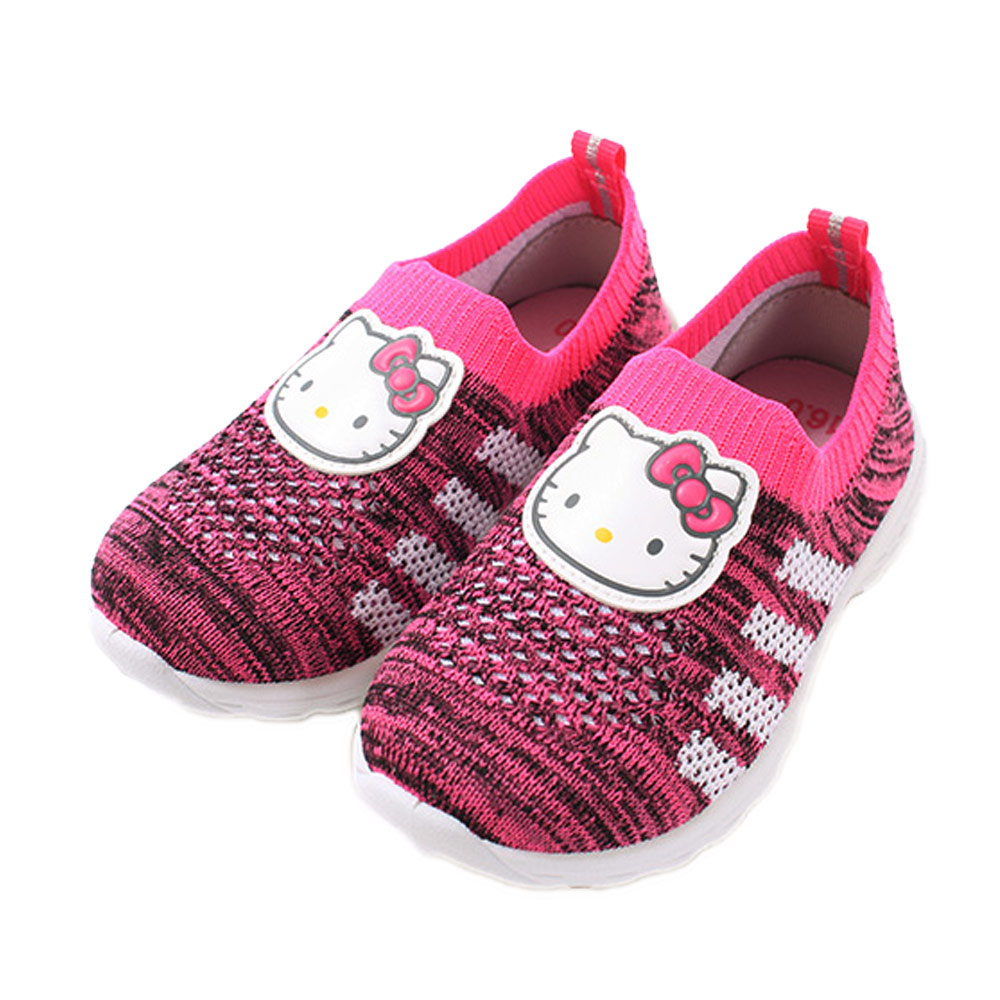 Hello kitty針織彈性休閒運動鞋 sk0649 魔法Baby
