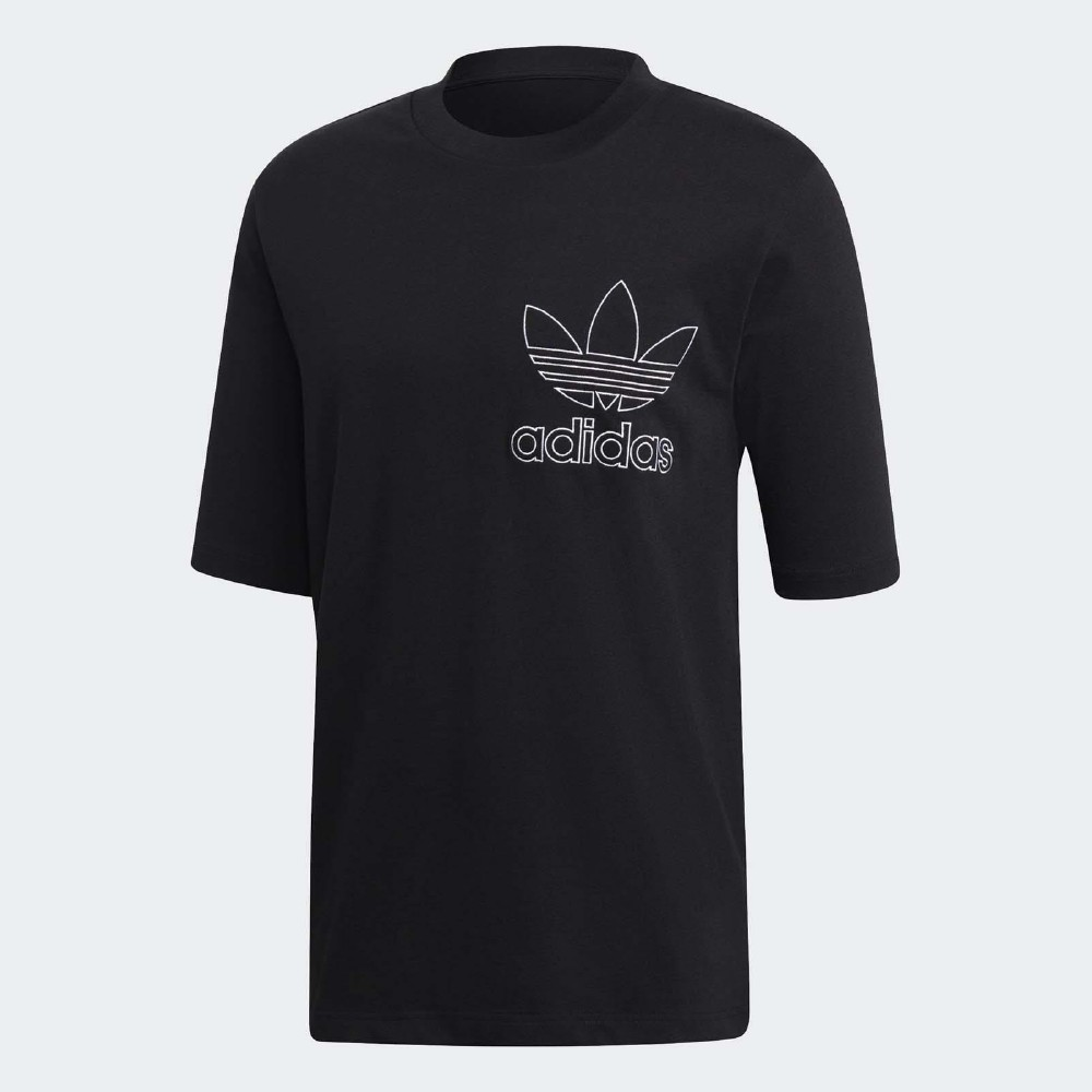 adidas T恤 Originals Outline T 男款