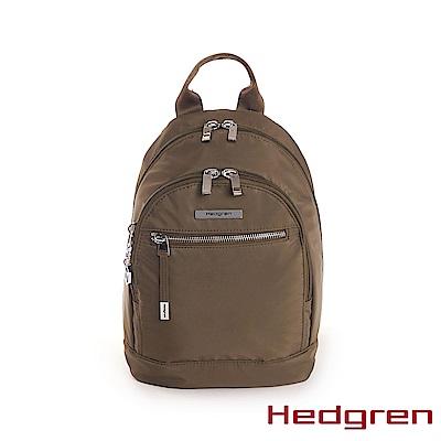 Hedgren 綠休閒後背包 - HAUR 07 SHEEN