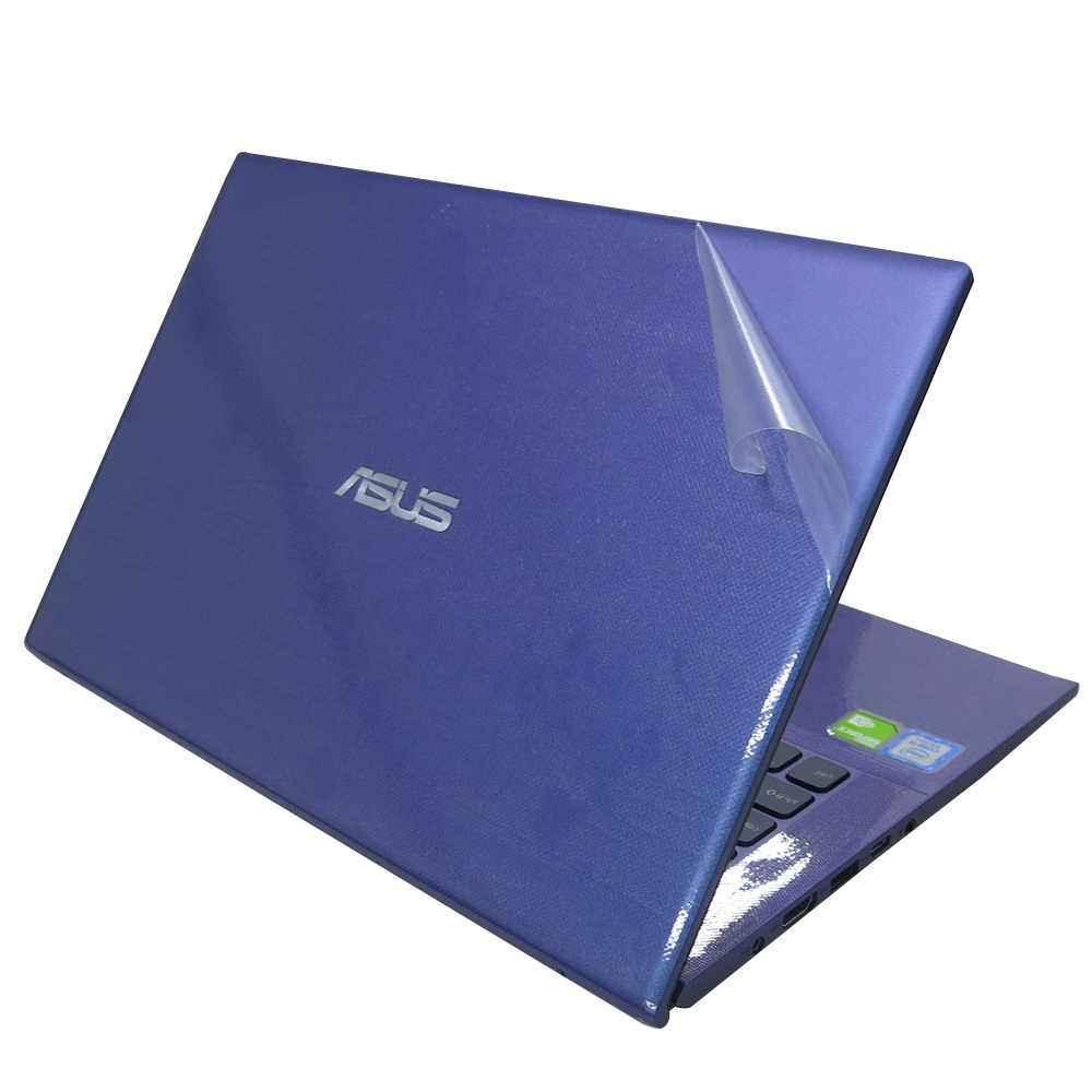 EZstick ASUS VivoBook X412FL  二代透氣機身保護膜