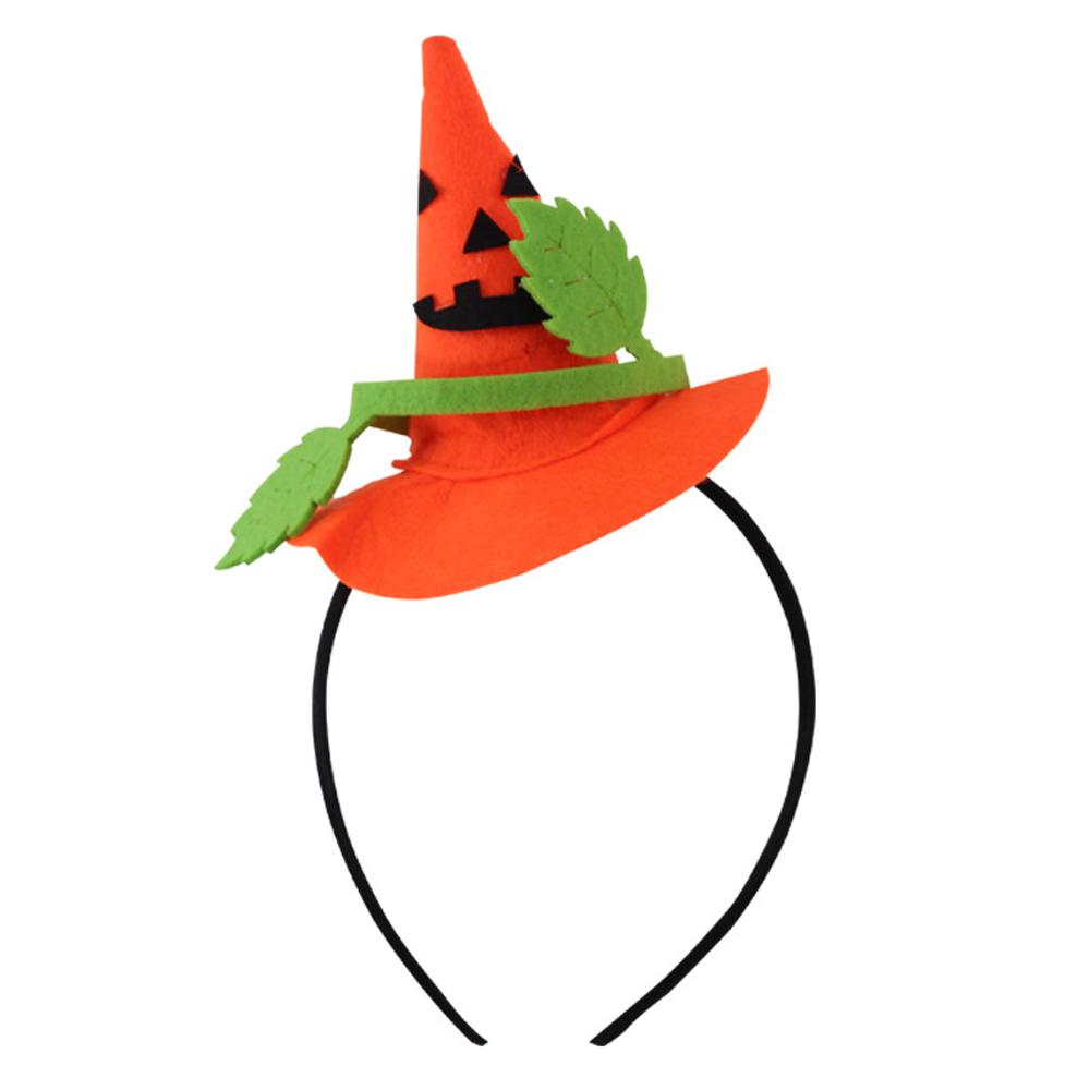 梨花HaNA 萬聖節裝可愛小巫師帽髮箍