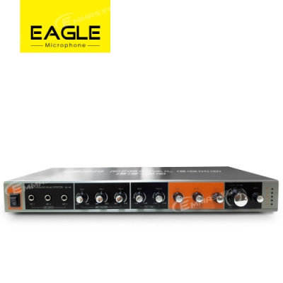 EAGLE 專業級麥克風迴音混音器 EE-88