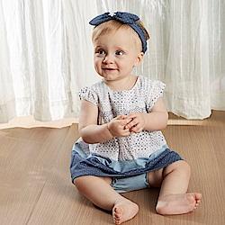 PIPPY 小清新洋裝禮盒 藍