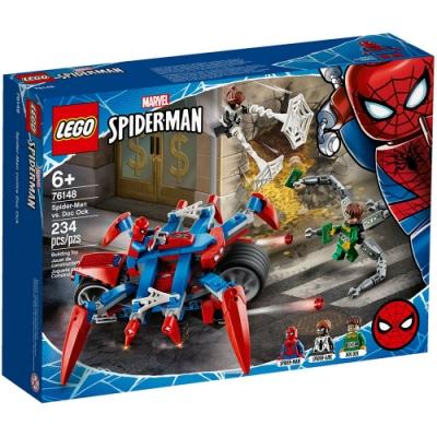 樂高LEGO 超級英雄系列 - LT76148 Spider-Man vs. Doc