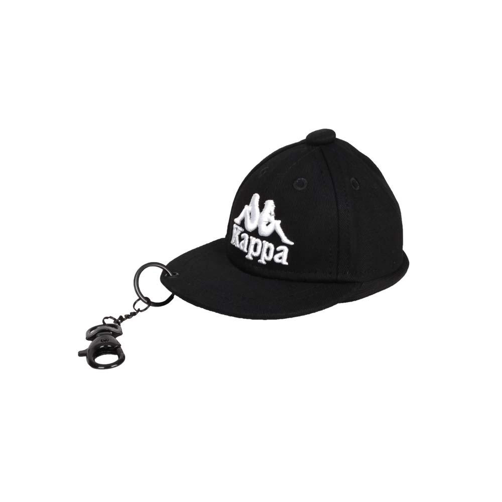 KAPPA 造型零錢包-純棉 鑰匙扣 迷你包 其它 36148ZW-005 黑白
