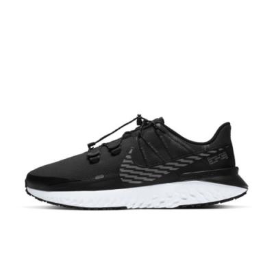 Nike Legend React 3 Shield 男慢跑鞋-黑-CU3864001
