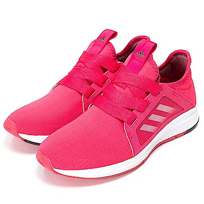 ADIDAS edge lux w 女慢跑鞋-粉紅