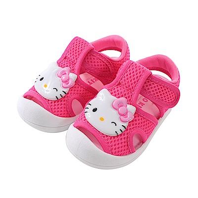 Hello kitty美型休閒涼鞋 sk0715 魔法Baby