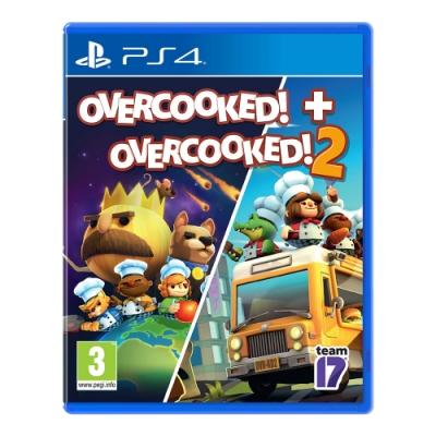 PS4 煮過頭1+2 國際版