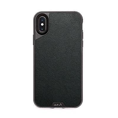 Mous iPhone Xs Max 6.5吋Limitless 2.0防摔保護殼-皮革
