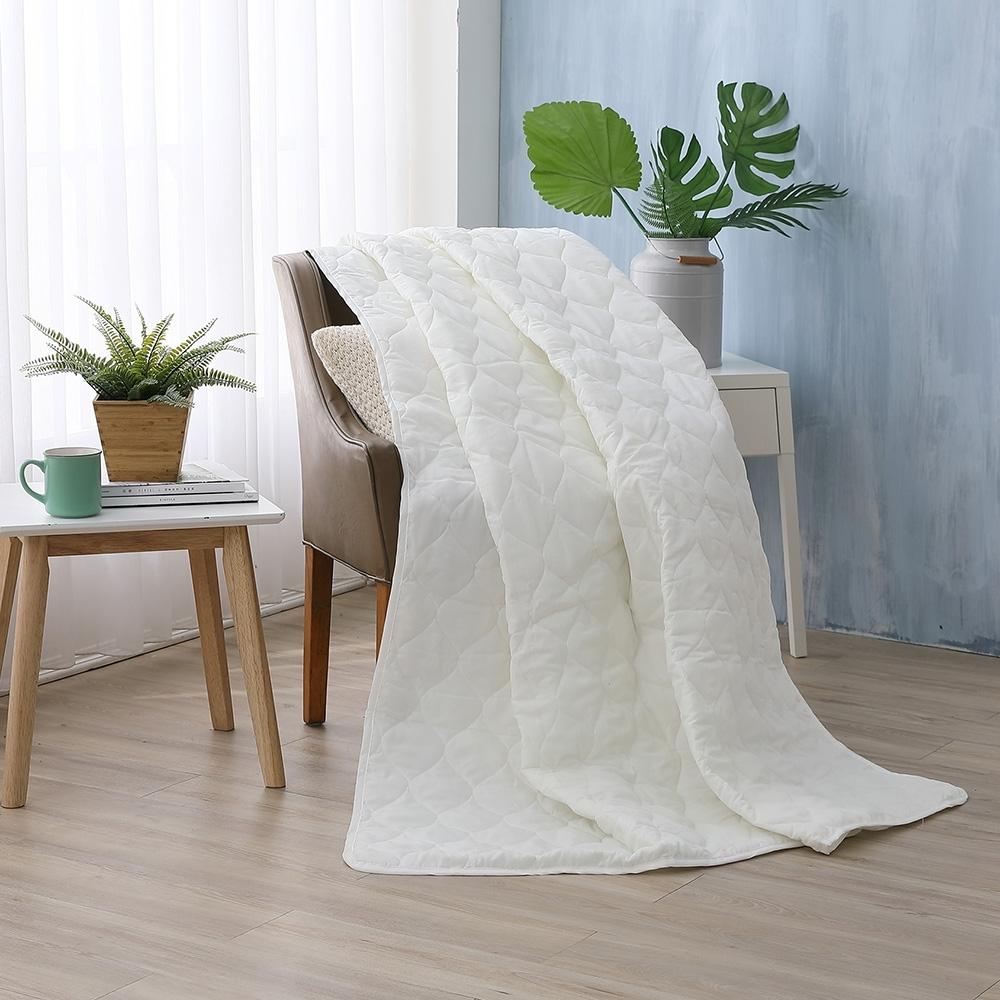 岱思夢 台灣製 透氣素色鋪棉涼被 3M吸濕排汗技術 6色任選