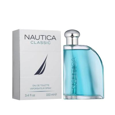 NAUTICA CLASSIC經典男性香水 100ml
