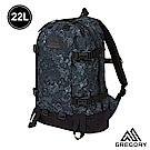 Gregory 22L ALL DAY後背包 闇黑印花
