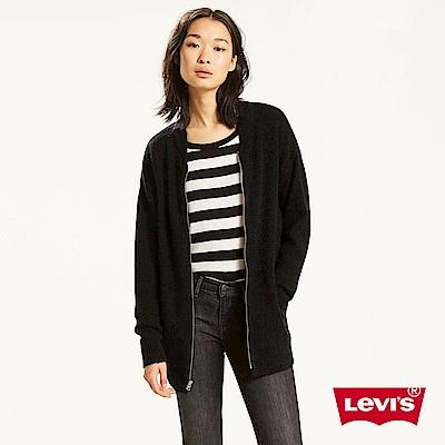 Levis 女款針織羊毛外套