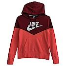 Nike 耐吉 AS W NSW-連帽長袖上衣-女