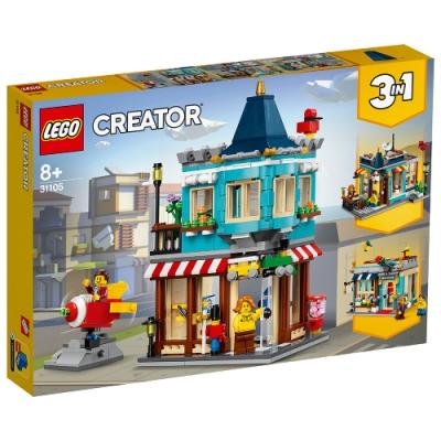 樂高LEGO 創意大師系列 - LT31105 玩具店