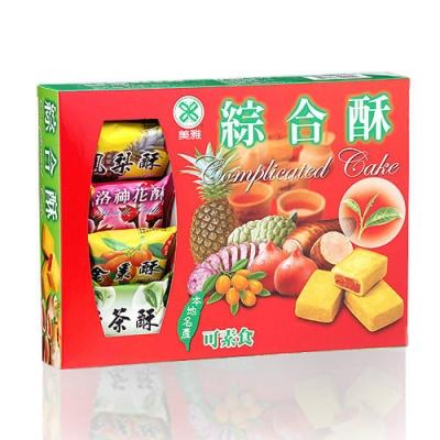 美雅宜蘭餅 綜合酥x3盒