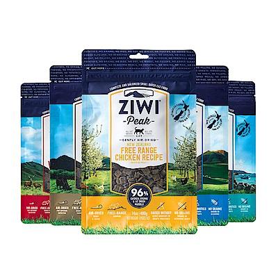 ZiwiPeak巔峰 96%鮮肉貓糧400G*五種口味各一*