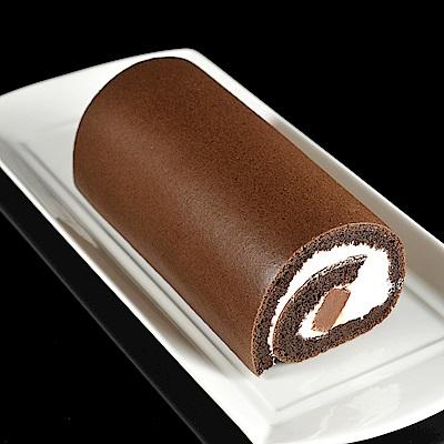 (滿7件)亞尼克 生乳捲-生巧克力