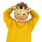 JAKO-O 德國野酷 DIY手作-野生動物面具組(10入)  派對 萬聖節