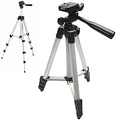 輕便型專業鋁合金四節相機三腳架(CP3110A)