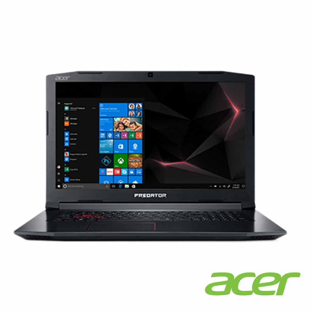 (無卡分期-12期)Acer PH317-52-71SV 17吋電競筆電(i7-8750H