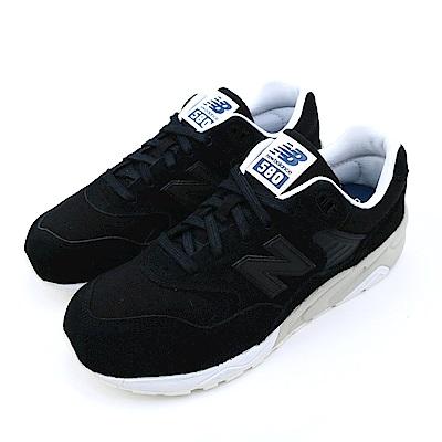 NEW BALANCE-男女休閒鞋MRT580EB-D-黑