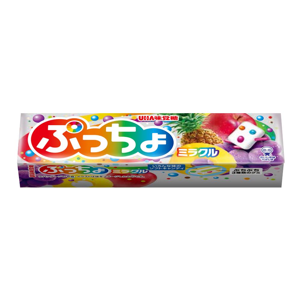 味覺糖 普超條糖-綜合水果味(50g)
