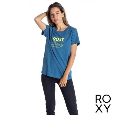【ROXY】ROXY SCALE T恤 海軍藍