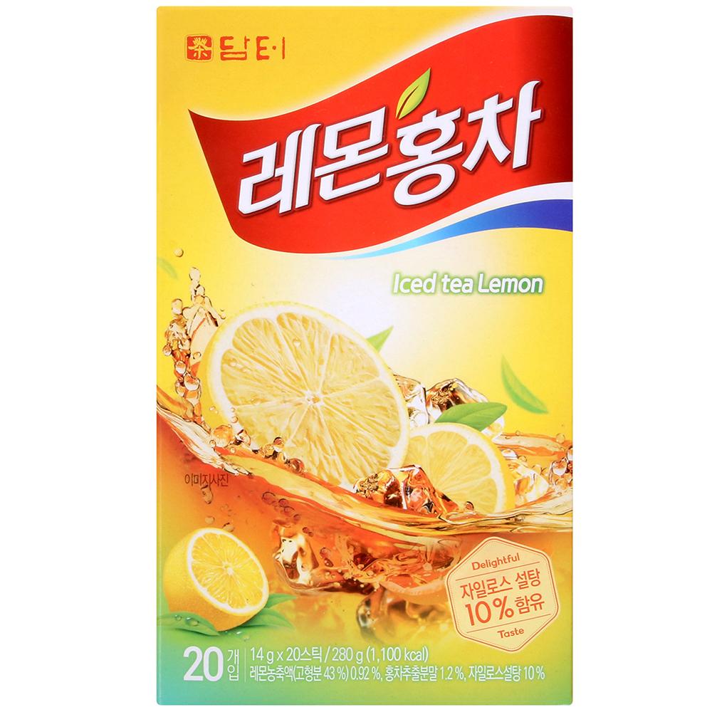 DAMTUH  F 傳統冰紅茶-檸檬風味(280g)