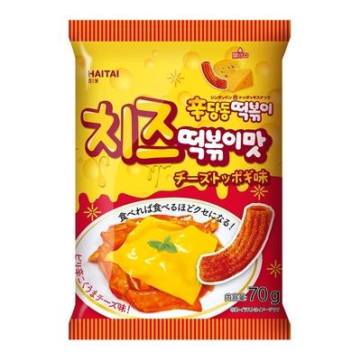 海太 辣炒年糕餅乾-起司味(70g)
