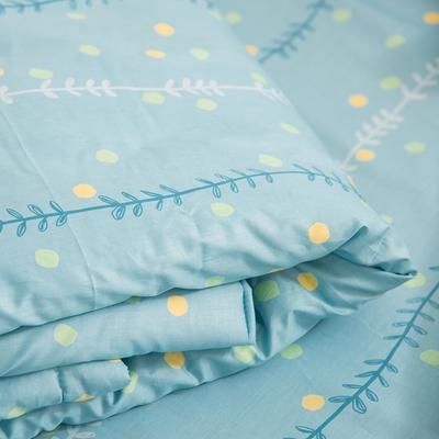 OLIVIA  Florence   標準單人床包夏日涼被三件組  200織精梳純棉 台灣製