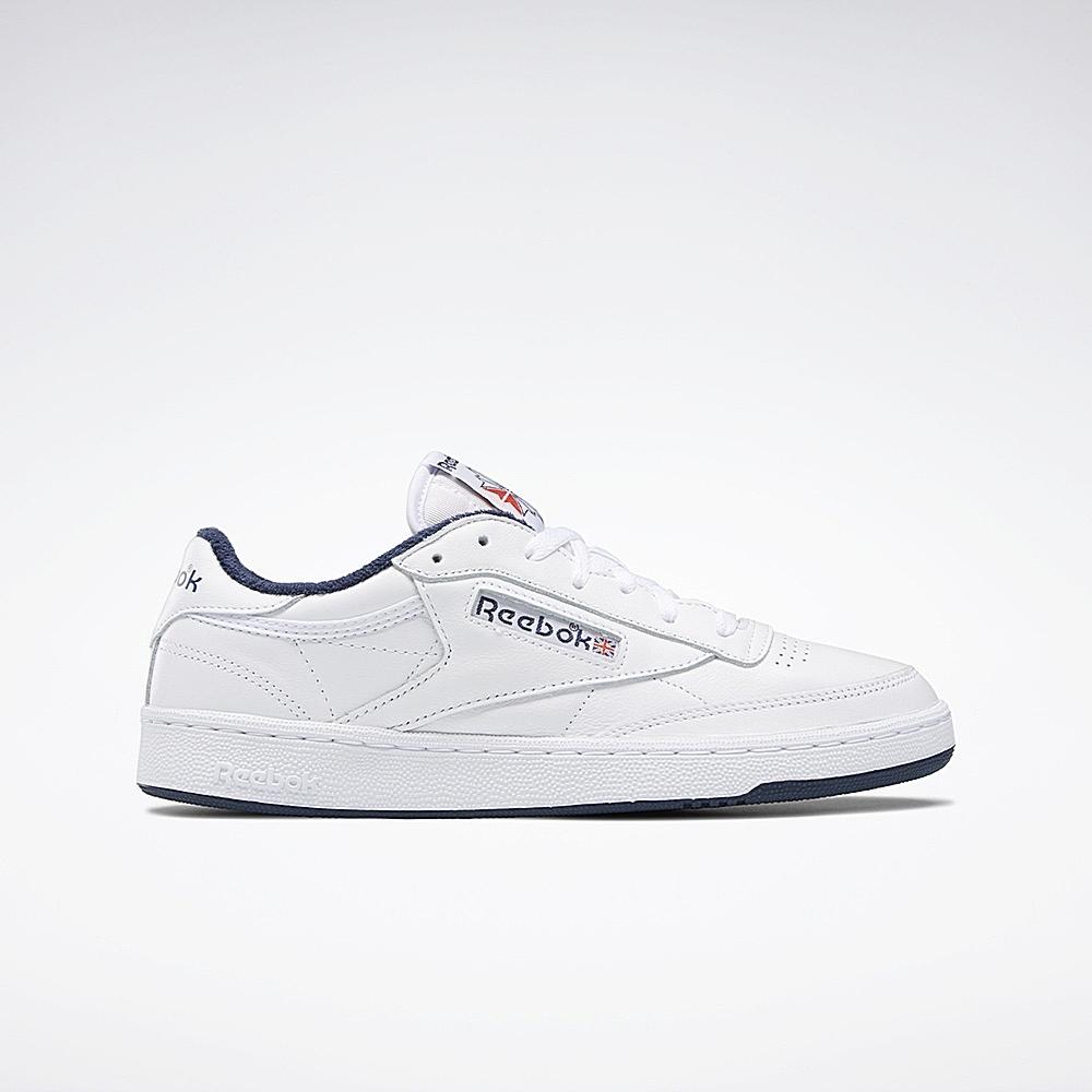 Reebok CLUB C 85 經典鞋 男/女 FX3433