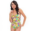 Avalanche巴西泳裝-向陽花海-連身泳裝