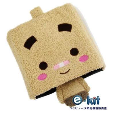 逸奇e-Kit 冬天保暖張小盒USB竹炭保暖滑鼠墊/暖手 UW-MS20_M