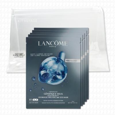 LANCOME蘭蔻 超進化肌因眼膜10g x5(贈夾鏈袋)