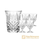 【Nachtmann】貴族五件組(冰桶+4入杯)