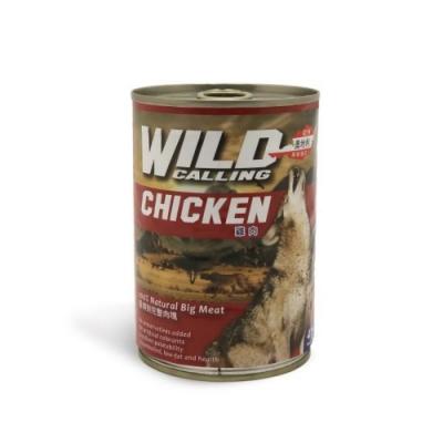 奧地利WILD GALLING犬罐-雞肉 415g/14.65oz (45-WD-01)