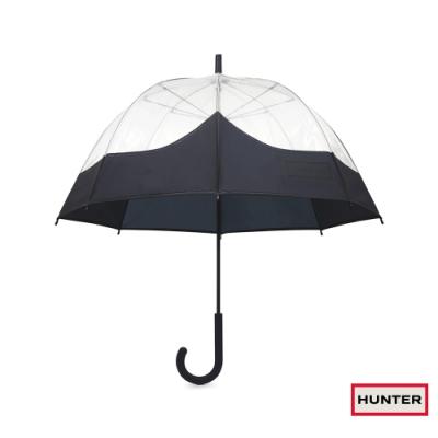 HUNTER -經典鳥籠傘-藍黑色