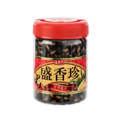 盛香珍 甘草瓜子禮桶750g/桶
