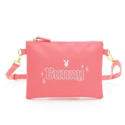 PLAYBOY-萬用包 Bunny兔系列-粉色