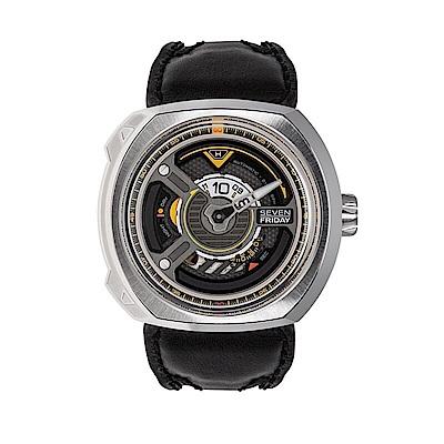 SEVENFRIDAY W1 潮流新興瑞士機械腕錶