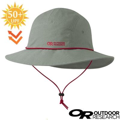 Outdoor Research Wadi Rum Bucket 超輕防曬抗UV透氣可調中盤帽.圓盤帽_燧石灰