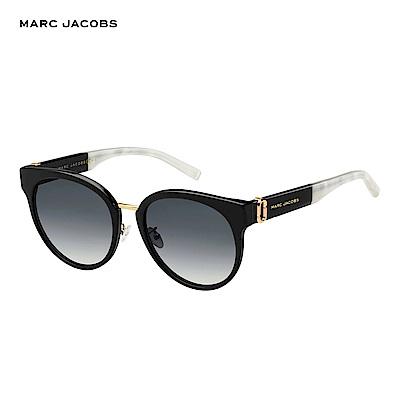 Marc Jacobs- MARC 249/F/S  都會個性貓眼太陽眼鏡 黑色