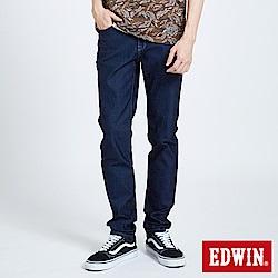 EDWIN JERSEYS迦績MED系列 AB牛仔褲-男-原藍色