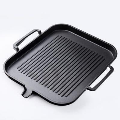 韓式電烤盤 電磁爐烤盤 韓式麥飯石烤盤 無煙 不黏鍋 烤肉盤 無煙烤盤