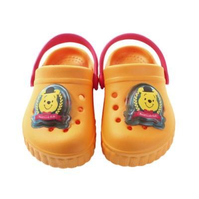 魔法Baby 童鞋 台灣製迪士尼小熊維尼正版閃燈休閒鞋 電燈鞋 sd3164