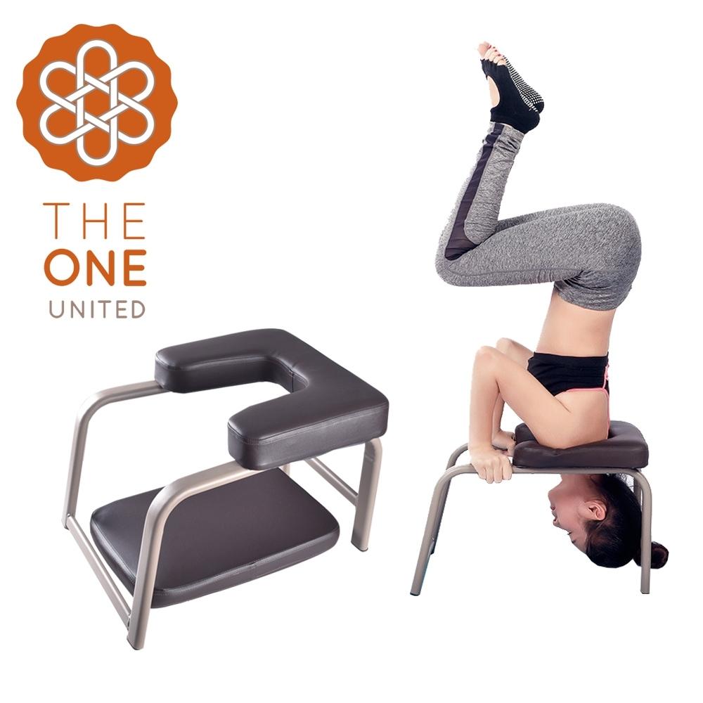 The One 多功能瑜珈伸展輔助椅 承重加強款 倒立凳 倒立 瑜珈 伸展(兩色任選)
