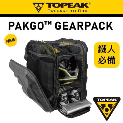 TOPEAK PAKGO GEARPACK  自行車裝備收納包